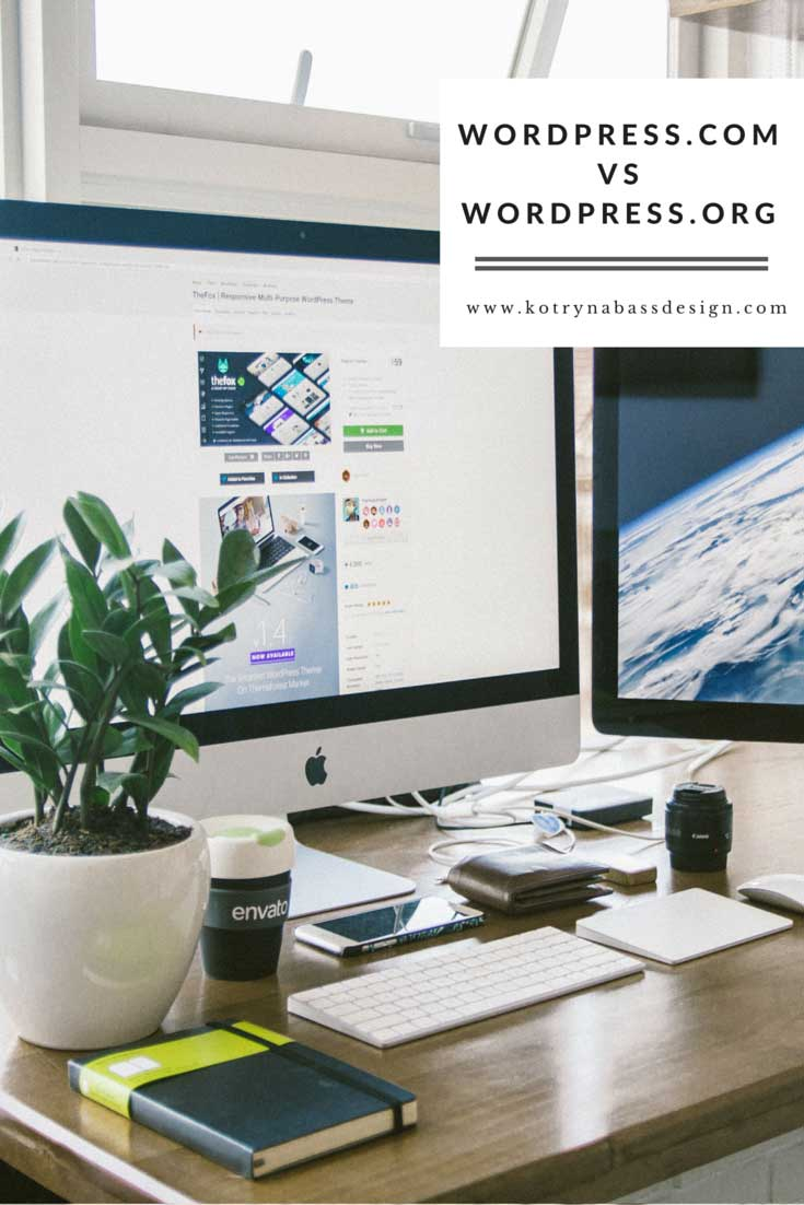wordpress.com vs wordpress.org, diferences, platform, blogging tips