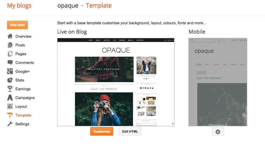 customize blogger button, blogger template customize
